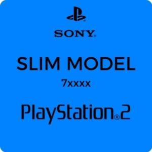 PS2 Slim 70k