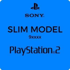 PS2 Slim 90k
