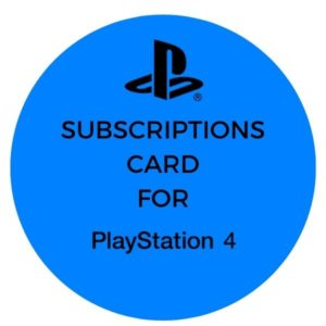 Subscription Cards