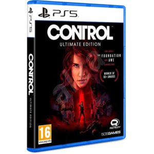 Control Ultimate Edition ps5 game for PlayStation 5