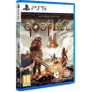 Godfall ps5 standard edition battle game