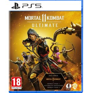 Mortal Kombat game for ps5