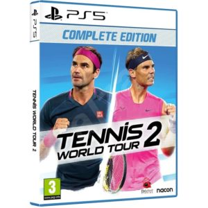 Tennis World Tour 2 for PS5