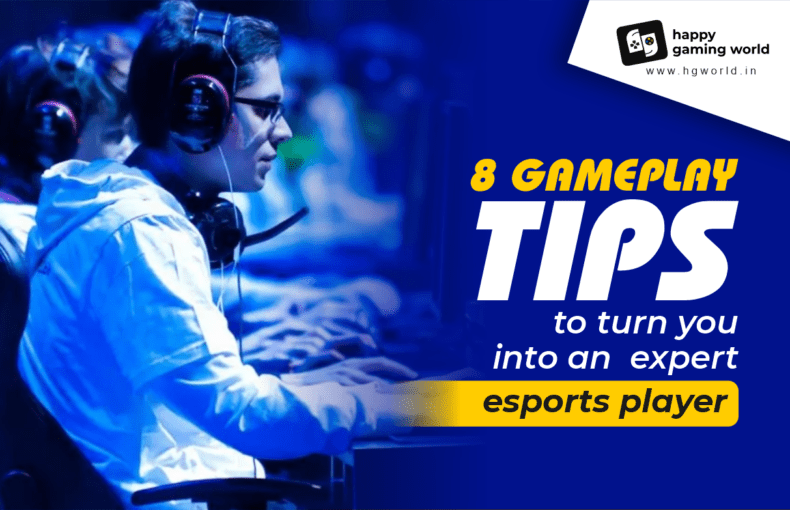 Game tips to turn you into an expert esport player