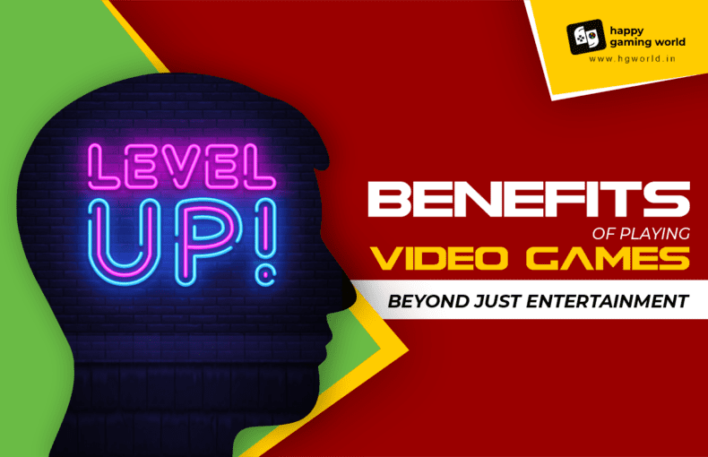 Benefits of Video Games