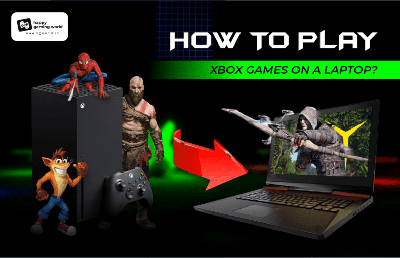 How to play Xbox Games on a Laptop